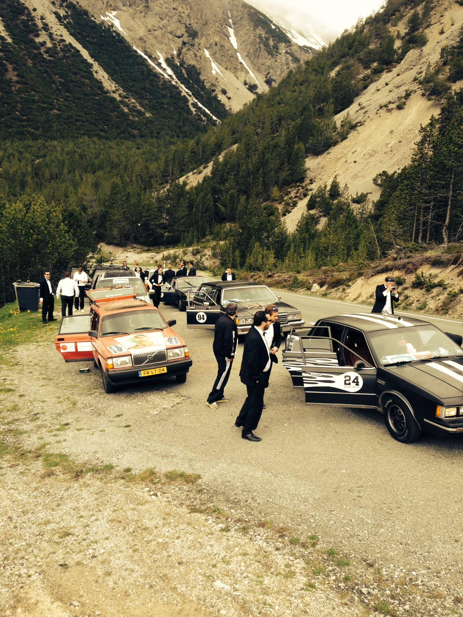 H.D. Dagobert Classic Car Rally - LUSTRUM IV